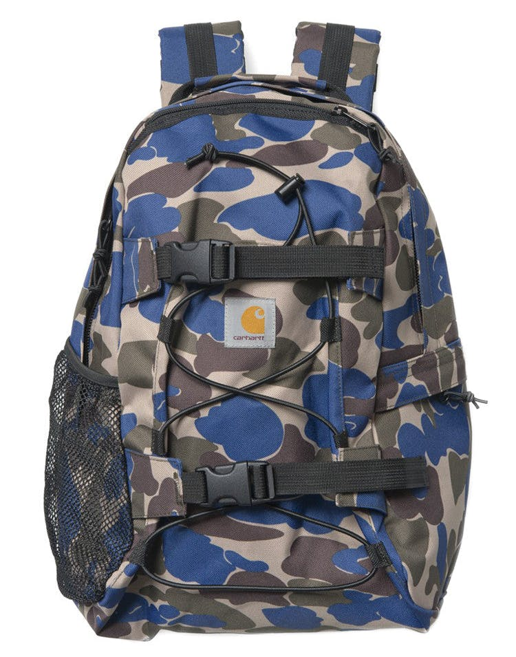 Kickflip Backpack Camo/blue