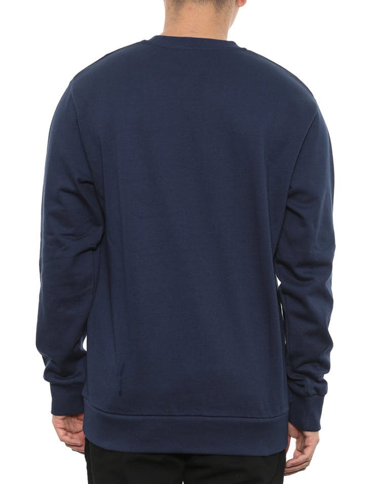 Shore Sweatshirt Blue/white/blac