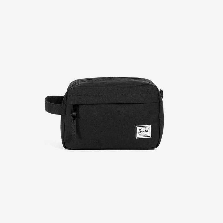 d37dbacb2ae Herschel Bag CO Chapter Travel Kit Black – Culture Kings