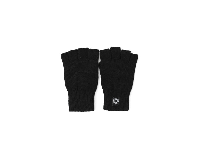 Nfs Logo Gloves Black