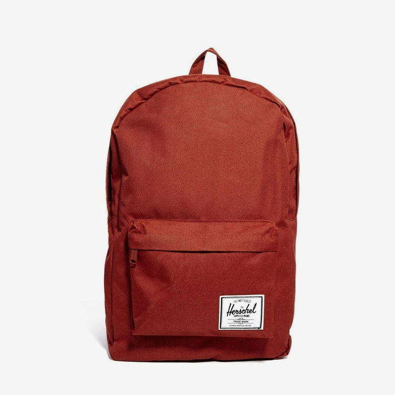 Classic Backpack Rust/brown