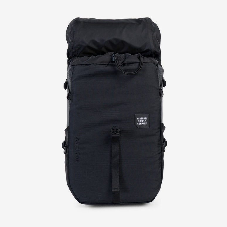 Barlow Large Trail Backpack Black