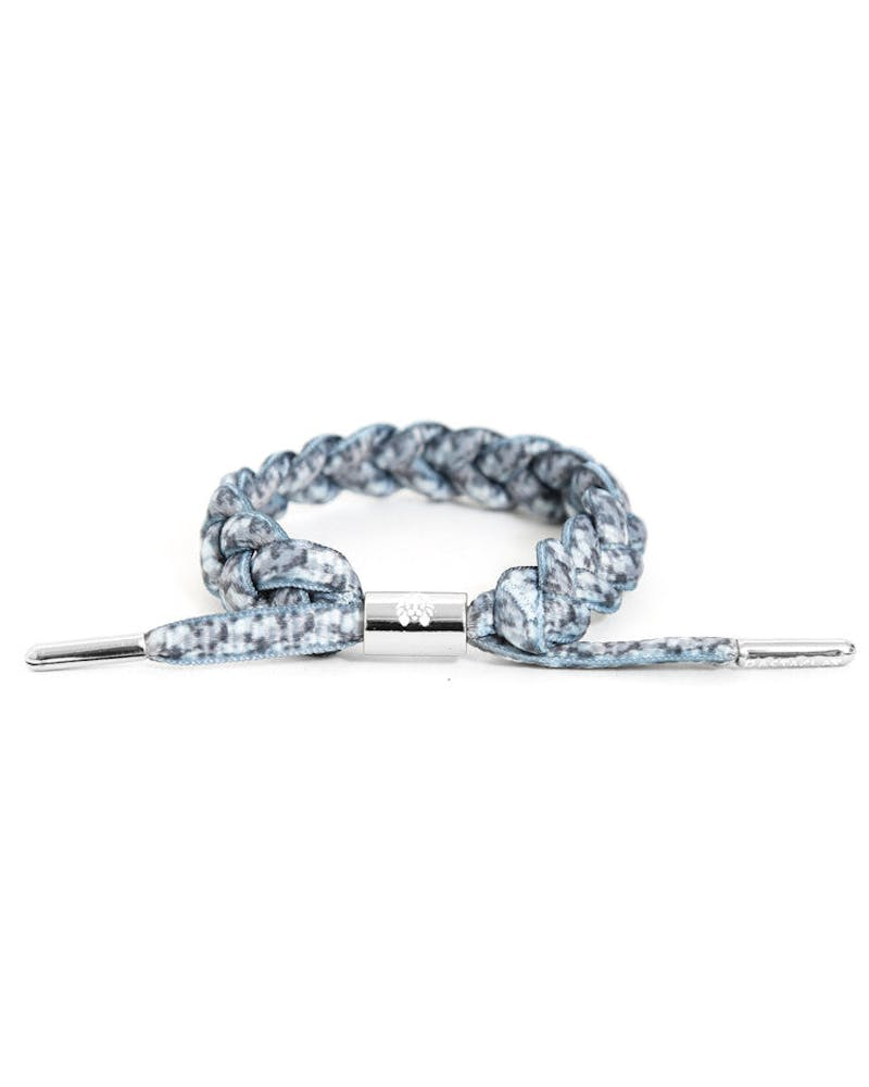 Rastaclat Bracelet White/grey/blue