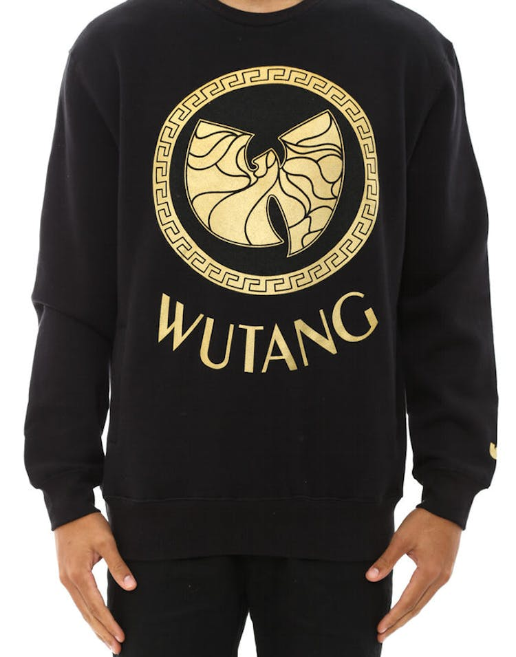 40dff1a7224 WU Tang Brand Limite Wusace Crewneck Black – Culture Kings