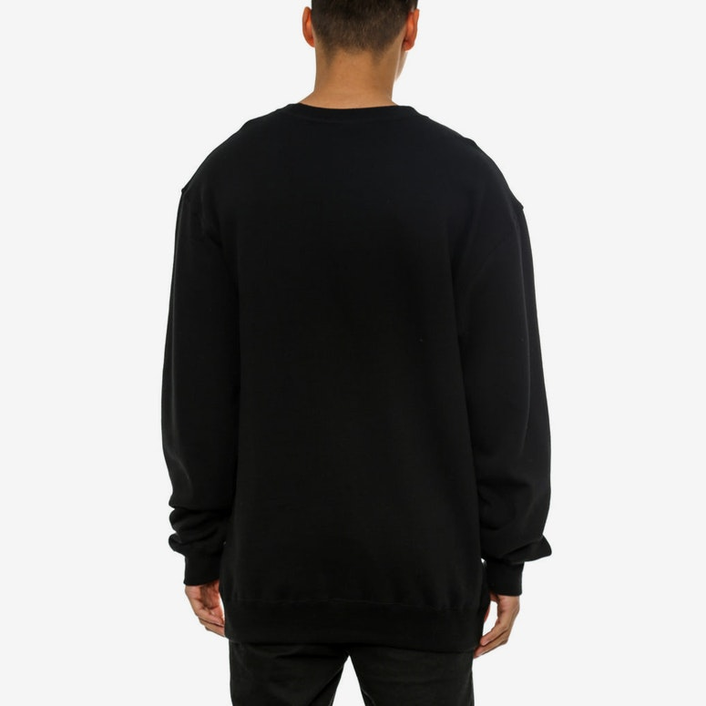 Lsd Long Sleeve Crewneck Black