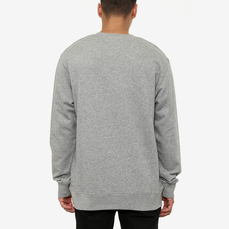 College Crew Grey/white