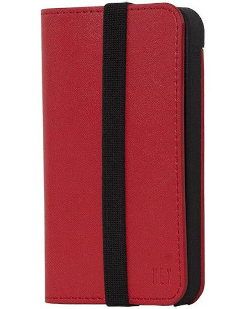 Code Wallet Ipod Touch Red