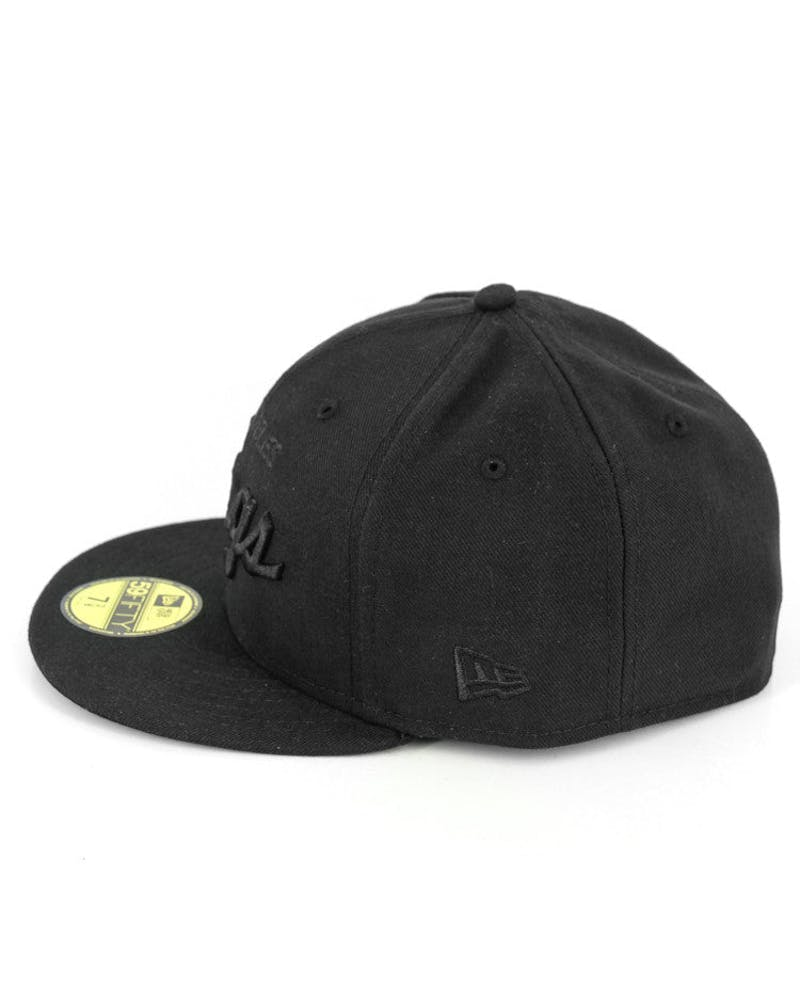 Blue Jays Fashion Fitted Black/black