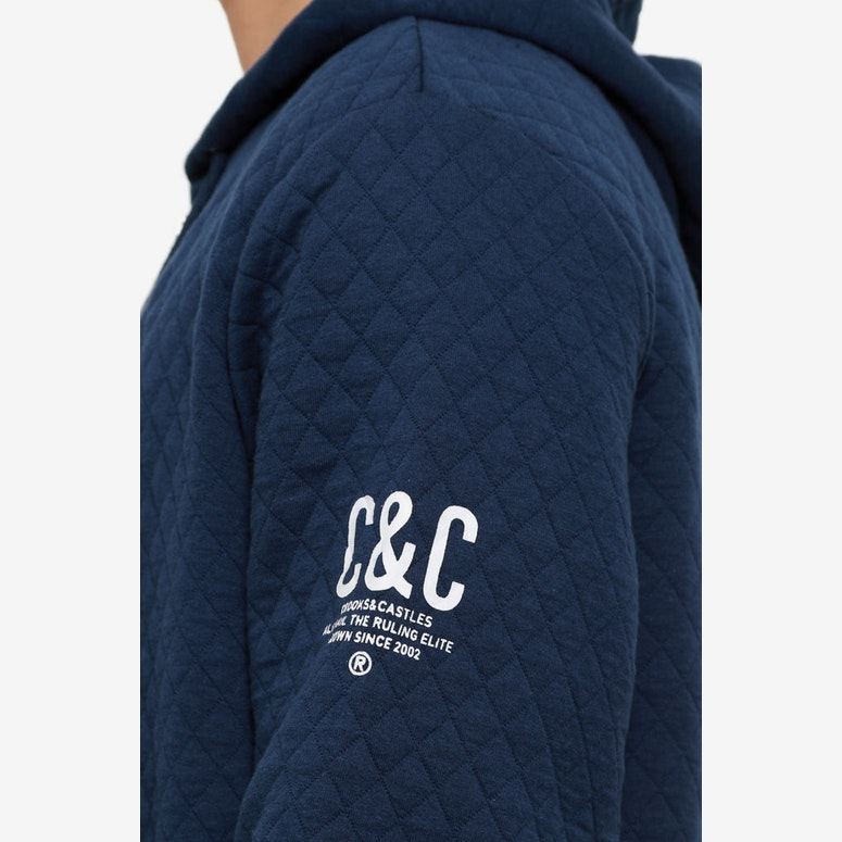 Major Zip Hood Navy