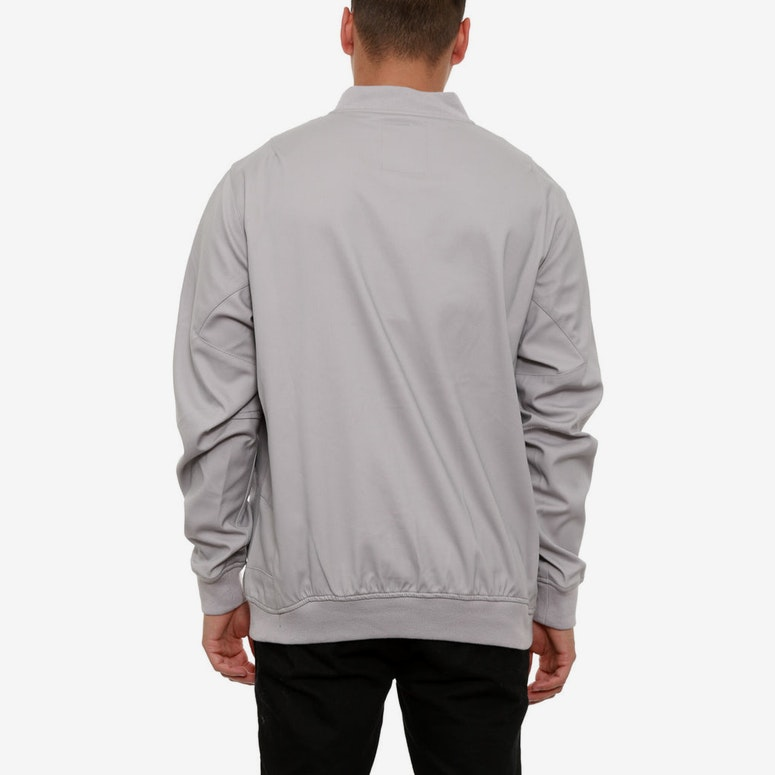 Stinger Bomber Jacket Grey