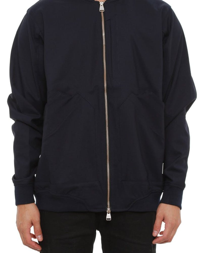 Stinger Bomber Jacket Navy
