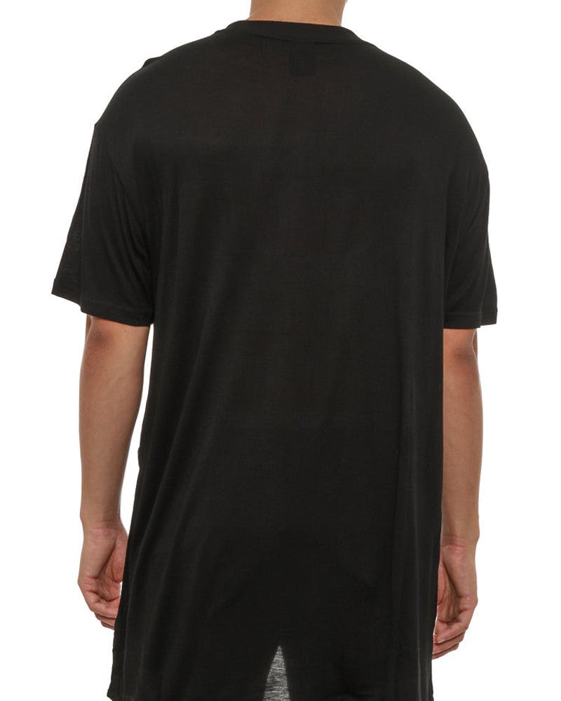 Status Layered Tee Black