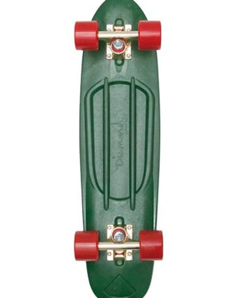 Diamond Cruiser Green/white