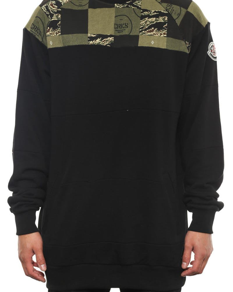 Soldier of Fortune Crew Black