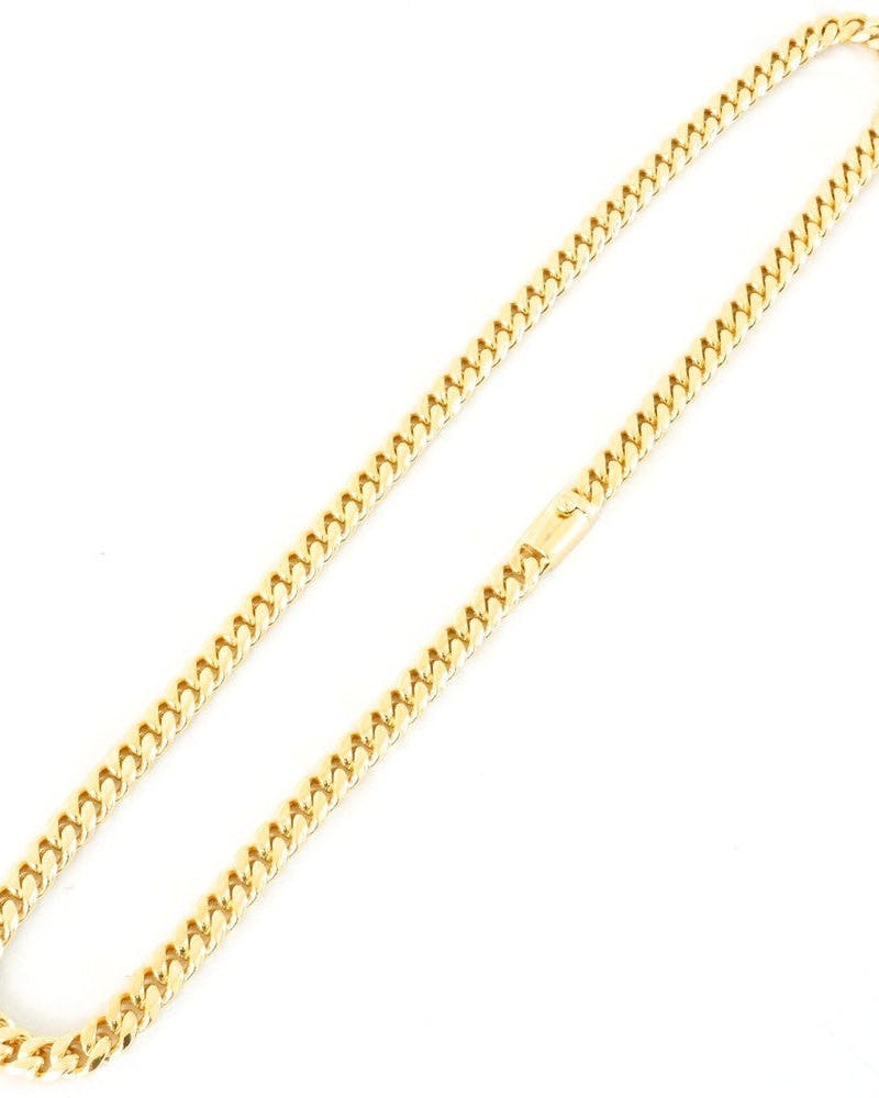 "Cuban 26"" Chain Gold"
