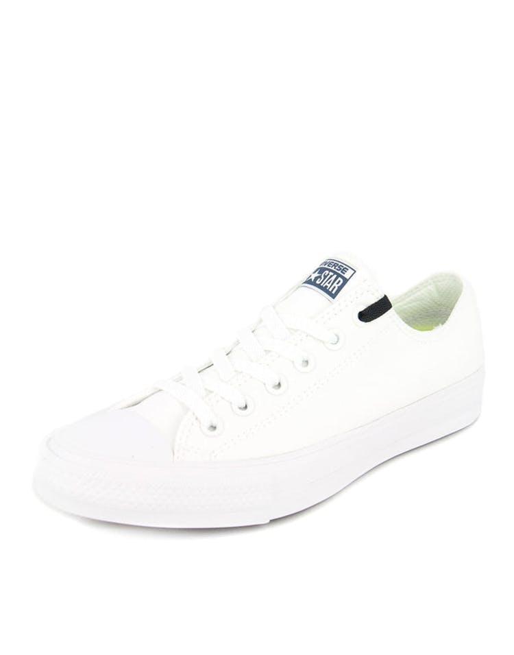 cc3aec18185848 Converse Chuck Taylor All Star II OX White white – Culture Kings