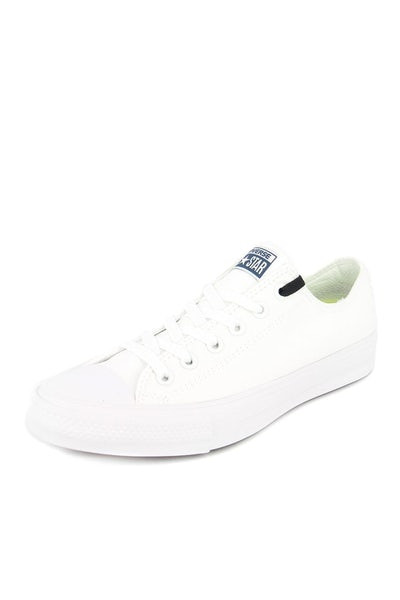 Chuck Taylor All Star II OX White/white