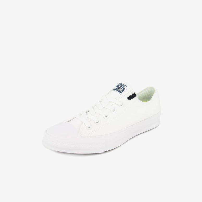 Converse Chuck Taylor All Star II OX White white – Culture Kings 9f99253b5