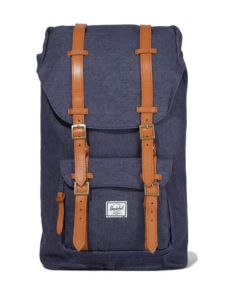 Little America Backpack Dark Denim