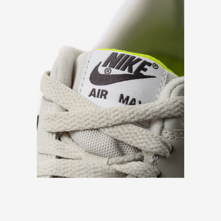 Air Max 1 Ltr White/anthracit