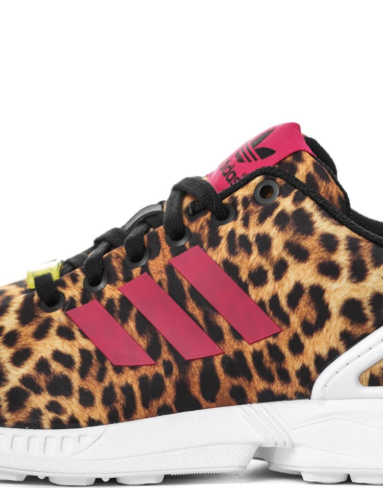 Womens ZX Flux Black