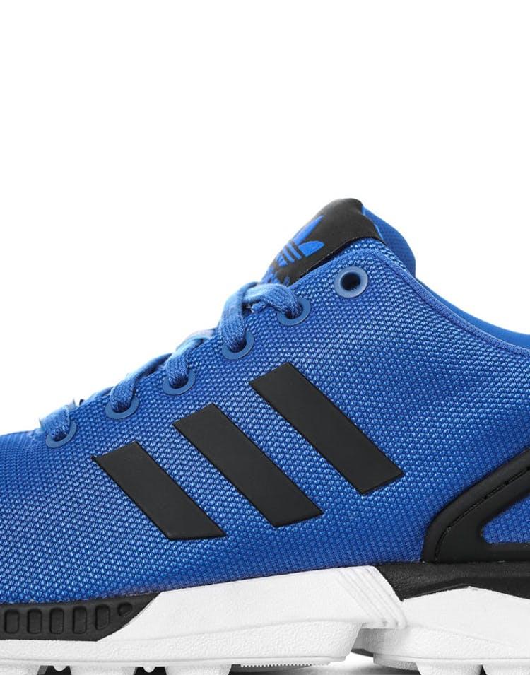 online store 2d616 e98a6 ZX Flux Blue/black