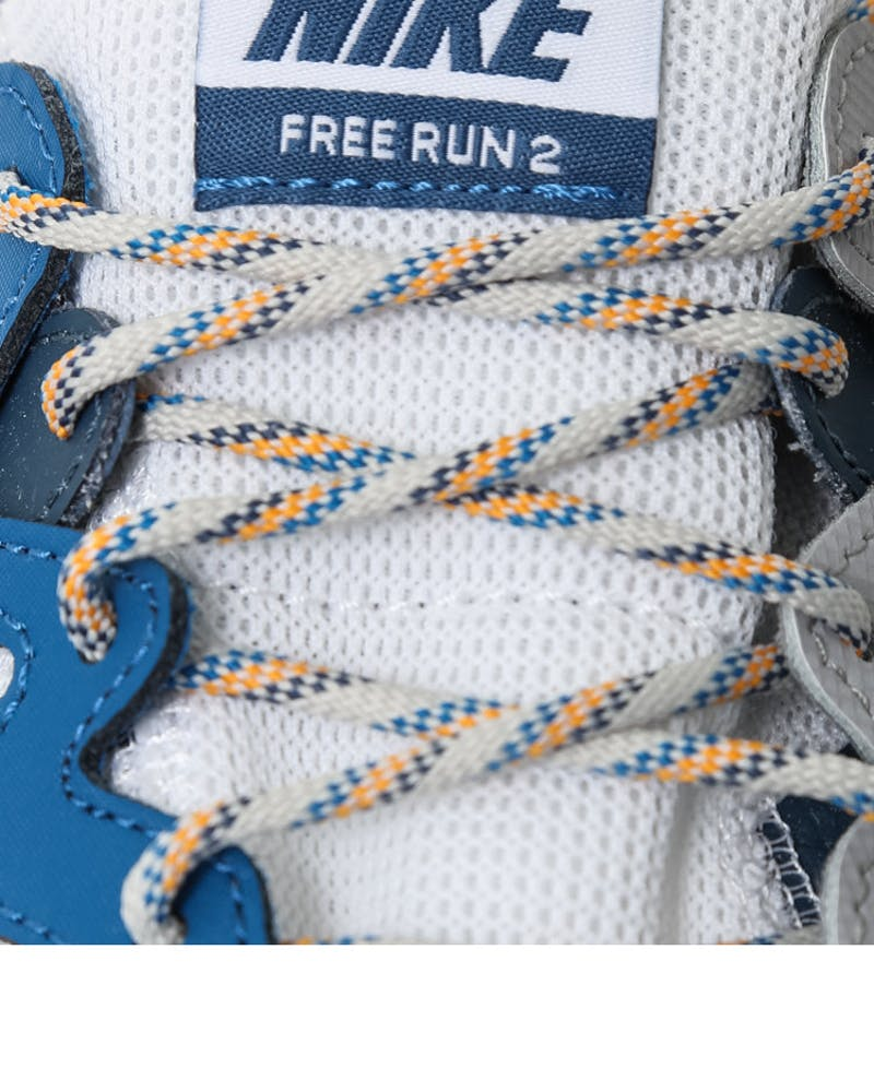 Free Run 2 White/grey/navy