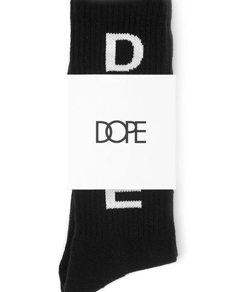 Superior Socks Black