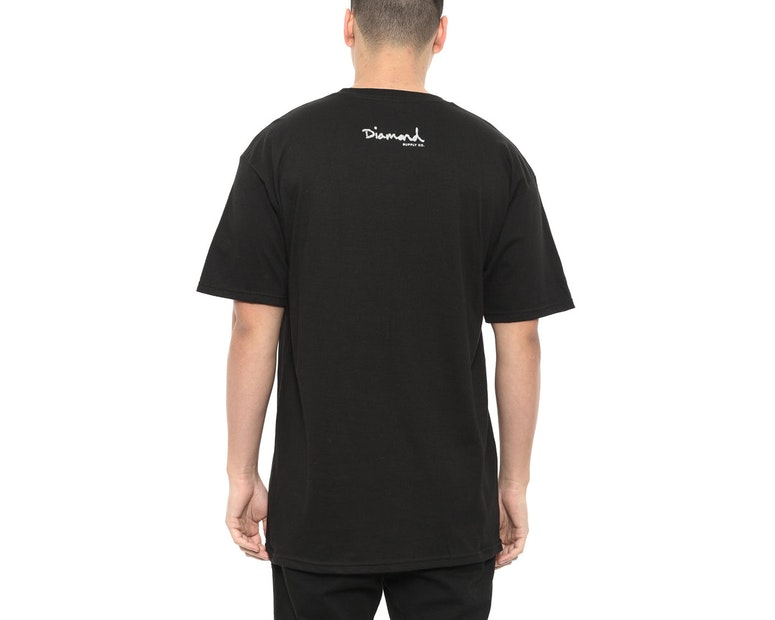 McKnight Explosion Tee Black