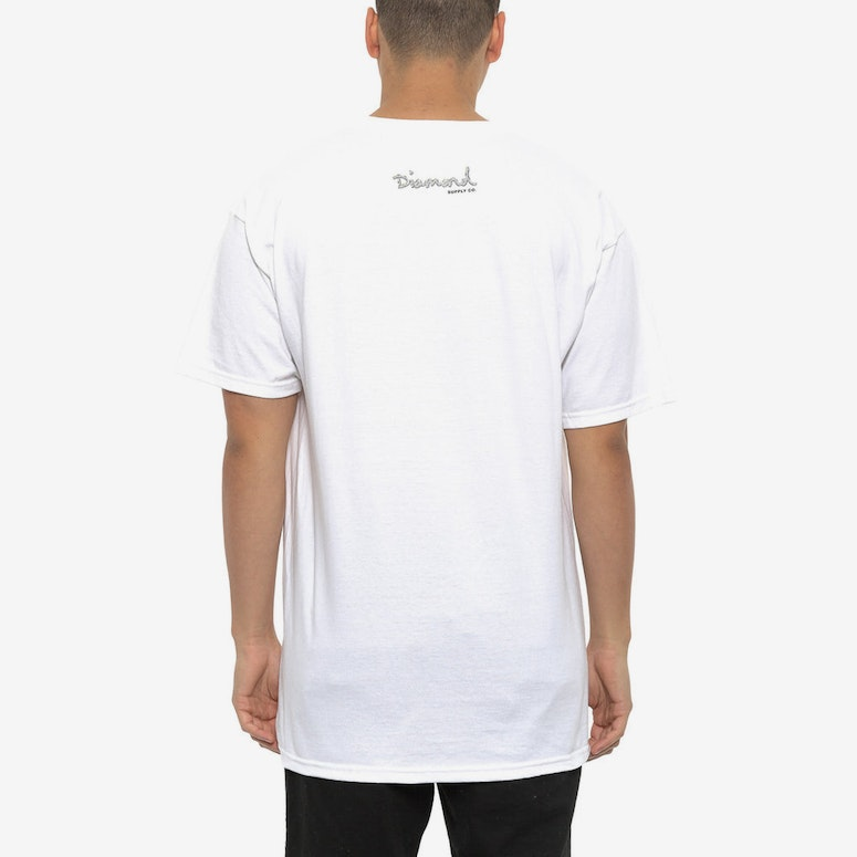McKnight Explosion Tee White