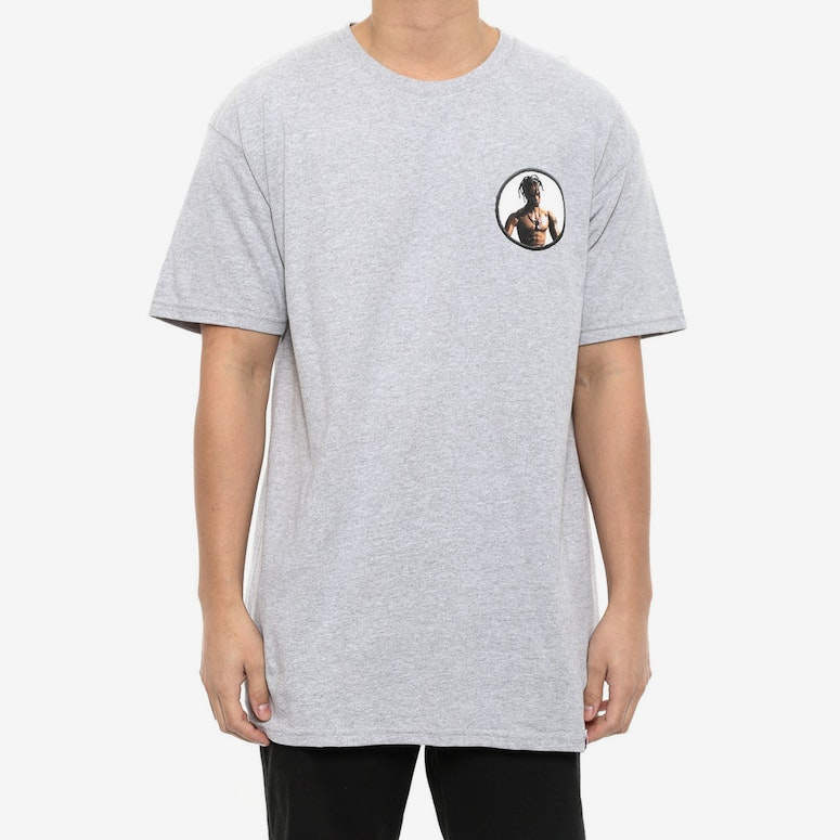 f0887ff0e38f Diamond Supply Travis Scott Sport Tee Grey – Culture Kings
