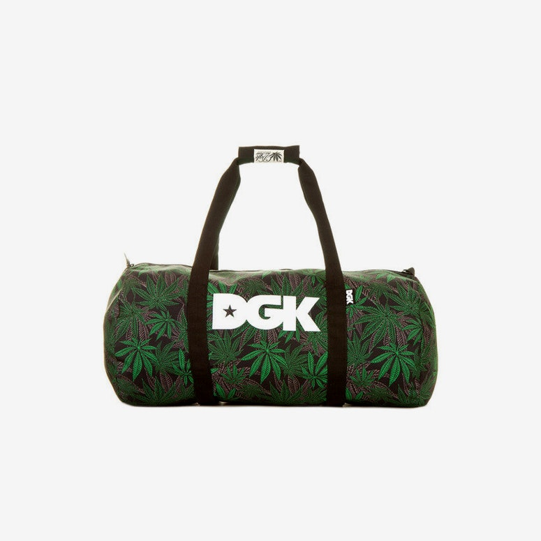 Homegrown Duffle Bag Black