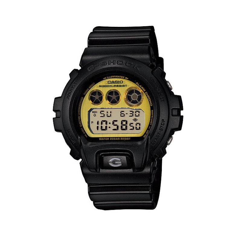 Gshock Polarized Colour Black/gold