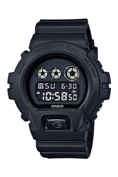Dw6900bb Black Out Basic Black/black