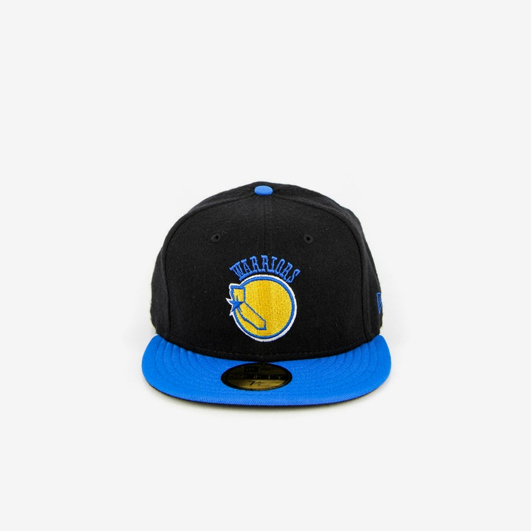 New Era San Francisco Golden State Warriors Fashion Fit Black/blue