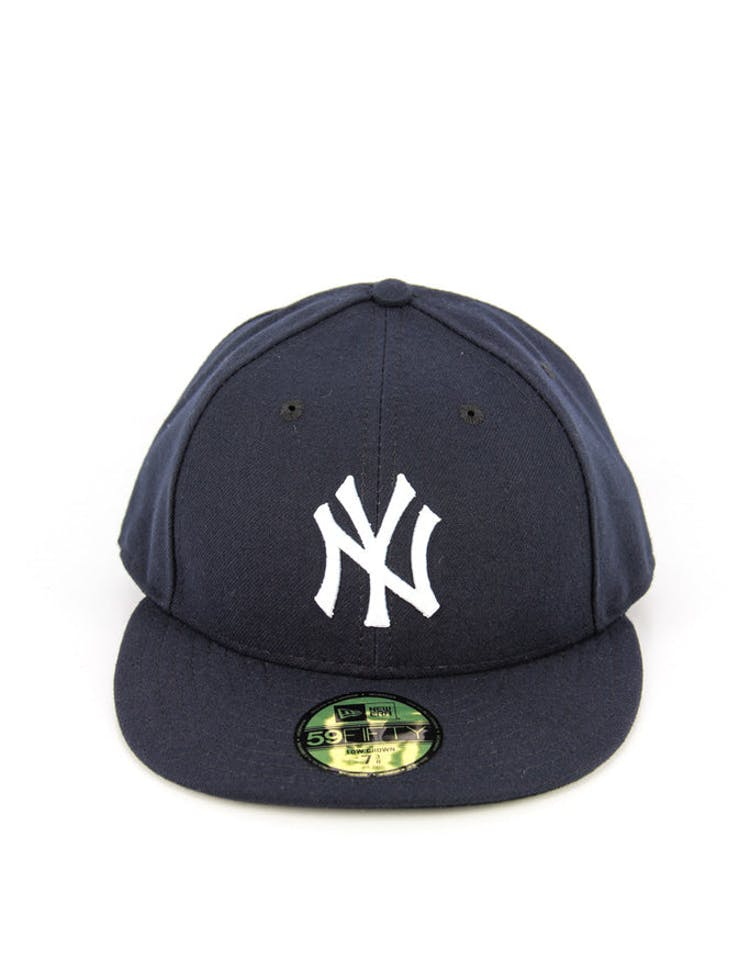 0ebd8ebc0004c New Era Yankees Low Crown On Field Navy white – Culture Kings