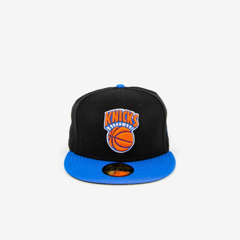 New Era New York Knicks 59FIFTY Fashion Fit Black Heather