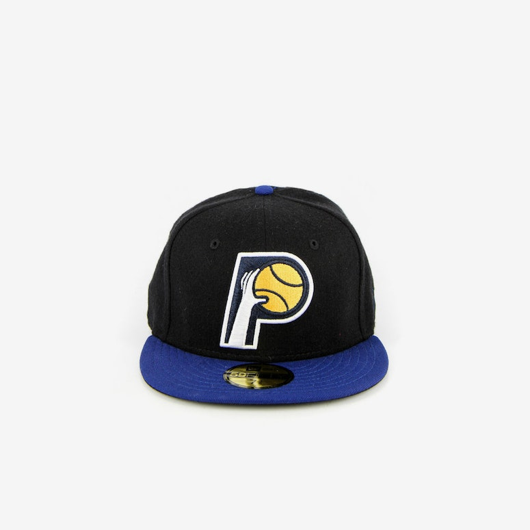 New Era Indiana Pacers 59FIFTY Fashion fit Black/blue