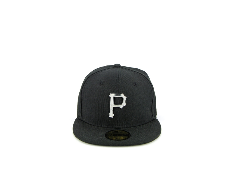 Pittsburgh Pirates Metal Black/silver