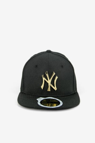 Yankees Kids Metal Badge Black gold + Quick View · New era logo f1e510ab34fd
