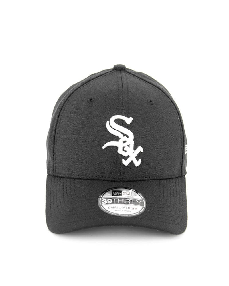 White Sox High Crown 3930 Black/white