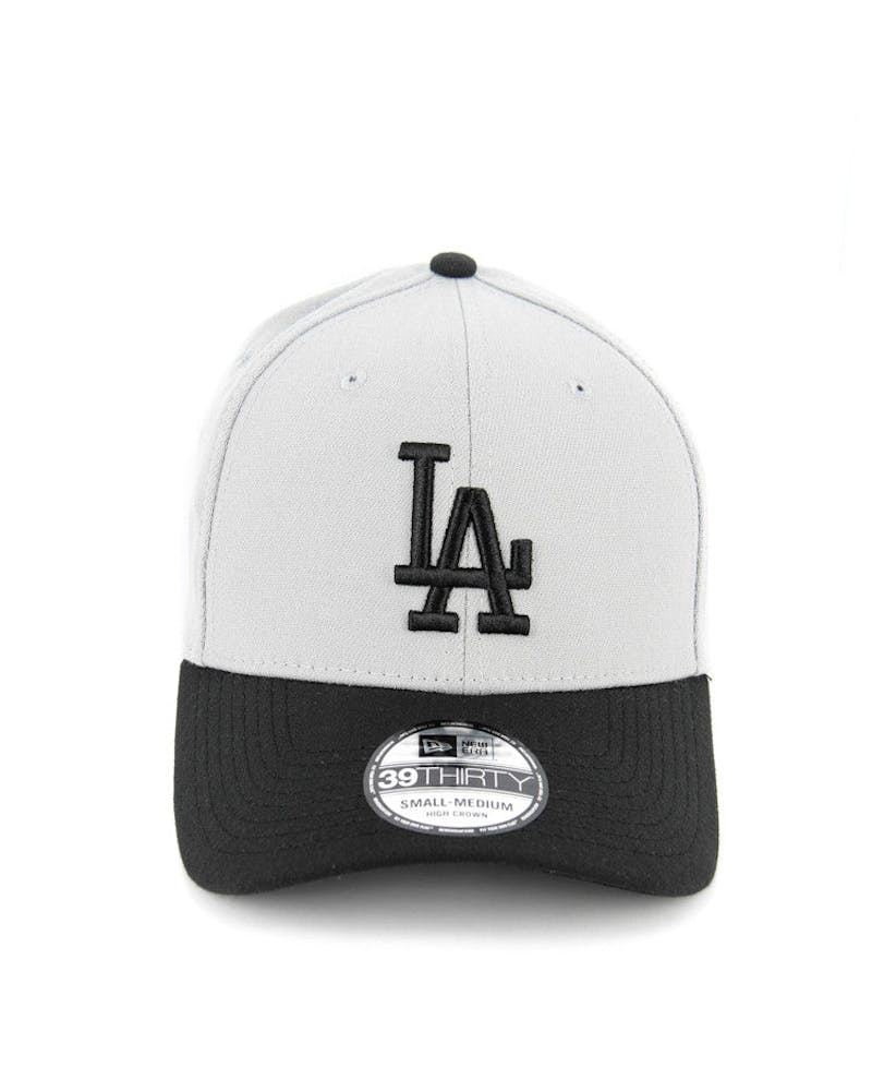 Dodgers High Crown 3930 Grey/black
