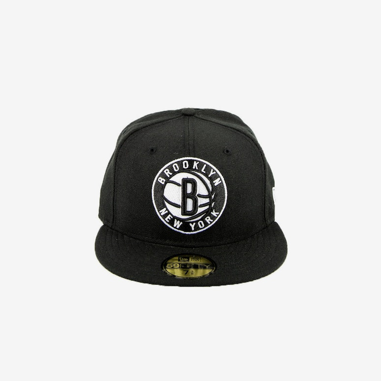 New Era Brooklyn Nets Black – Culture Kings c0eb1d92e7b5