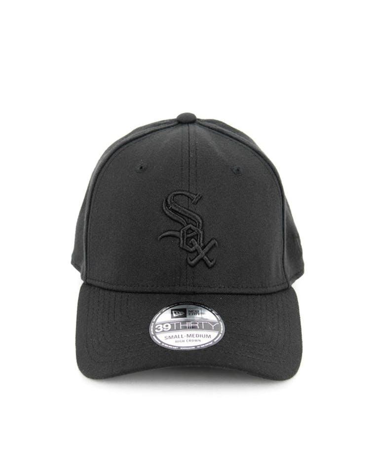 quality design 49e72 9f33d New Era White Sox High Crown 3930 Black black – Culture Kings