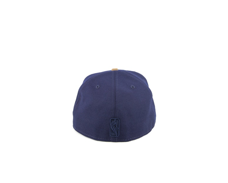 Bulls Fashion Fitted Navy/wheat