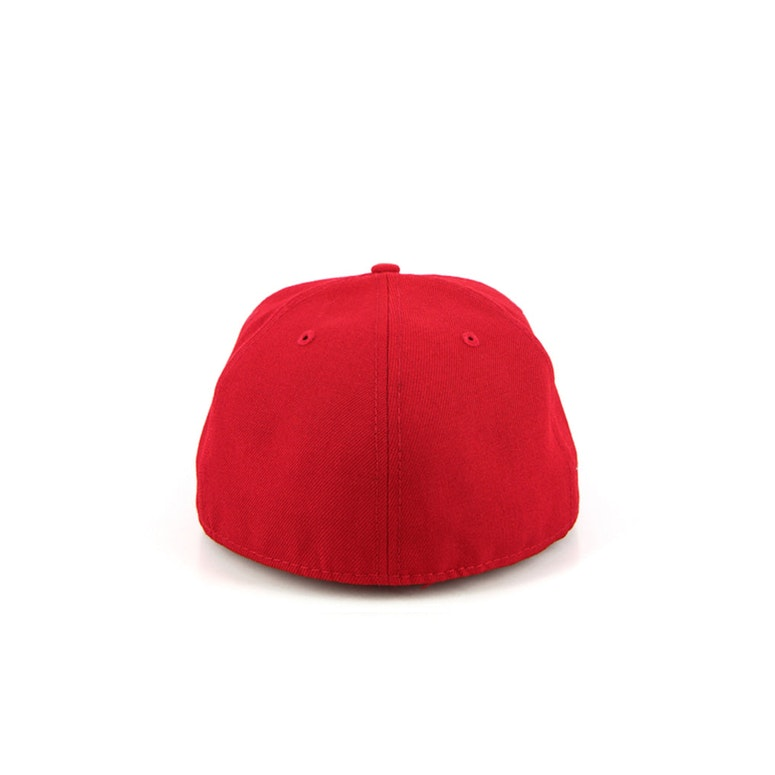 LA Lakers Fitted 2 Red