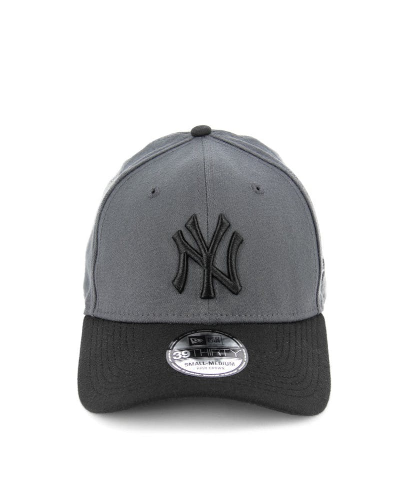 Yankees High Crown 3930 Graphite/black