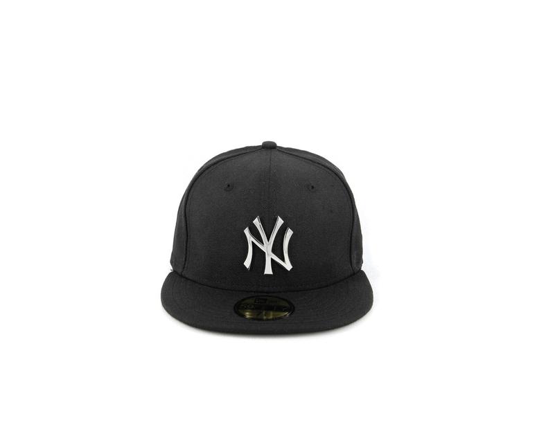 ab4b0a31 New Era New York Yankees Metal Black/silver – Culture Kings