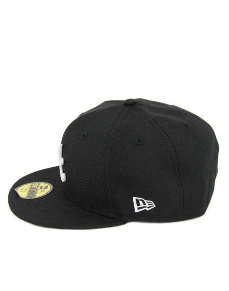 hot sale online 96a0e dc9dd Atlanta Braves Metal Black white