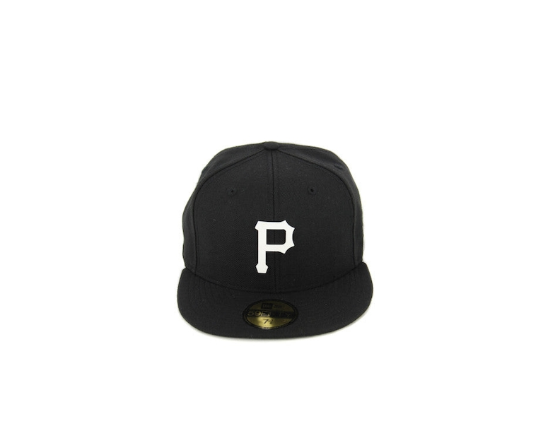 Pittsburgh Pirates Metal Black/white